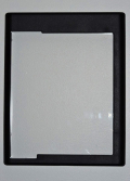 Black Action Figure Frame - Front