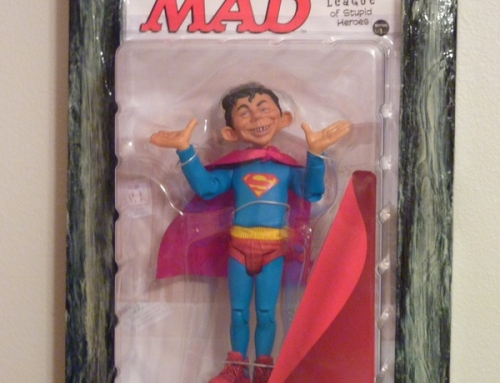 Mad – Superman