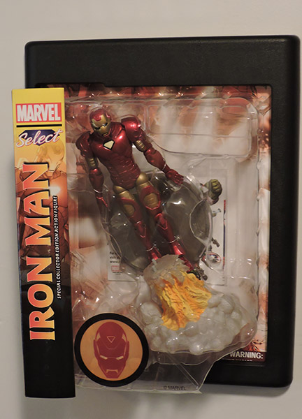 ms-ironman-framed